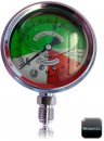 Manometer 25Bar
